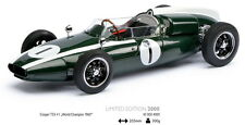 SCHUCO 00340 COOPER T53 model race car Jack Brabham 1960 World Champion 1:18th