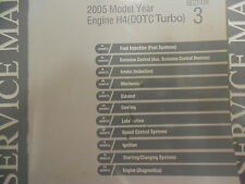 2005 Subaru Baja Service Repair Shop Workshop Manual SET Factory OEM NEW