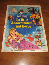 MANIFESTO,WALT DISNEY,La bella addormentata nel bosco (Sleeping Beauty)