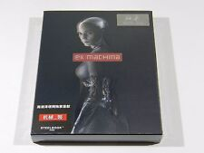 Ex_Machina Blu-ray Steelbook [China] HDzeta #38 OOS/OOP