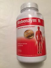 Douglas Labs - Wobenzym N Exp:07/2018 Brand New