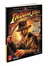Indiana Jones and the Staff of Kings: Prima Official Game Guide (Prima Official