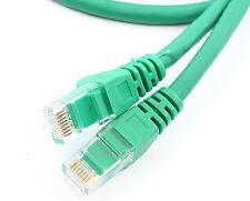 10m RJ45 Ethernet Por Cable CAT 6 Rápido Gigabit red LAN PARCHE TV XBOX PS4