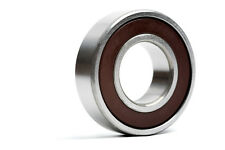 6207 35x72x17mm 2RS Rubber Sealed Budget Radial Deep Groove Ball Bearing