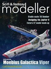 Sci-Fi & Fantasy Modeller #17 Lost In Space Battlestar Galactica Star Wars