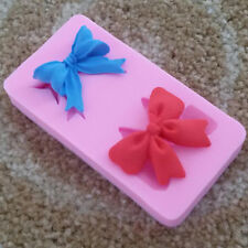 Popular Butterfly Bow Silicone Molds Sugarcraft Baking Tools Cake Decoration DIY