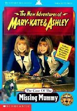 The Case of the Missing Mummy (Adventures of Mary-Kate and Ashley) Lantz, Franc