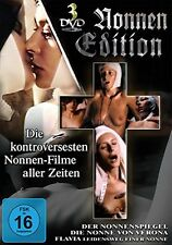 NUNS Edition NUN OF VERONA Nun mirror FLAVIA Ornella Muti 3 DVD Box