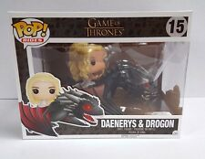 Funko Pop Rides: Game of Thrones - Daenerys and Drogon Vinyl Figure 15