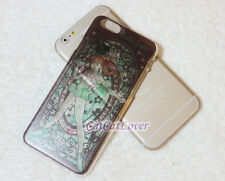Stained glass Sailor Moon Princess Rigid plastic case cover skin iPhone 6/6s