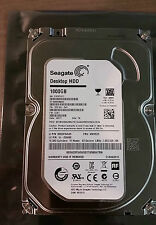 "Seagate ST1000DM003 Barracuda Desktop Hard Drive 3.5"" SATA 1 TB 1000GB 7200RPM"