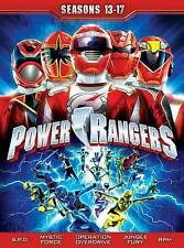 Power Rangers: Seasons 13-17 (DVD, 2014, 22-Disc Set)