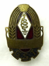 GST685c Amateurfunk Leistungsabzeichen in Gold vgl. Band VII Nr. 685c