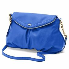 Juicy Couture Greta Flap Crossbody Cobalt Blue Bag