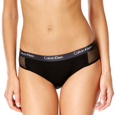 NEW Genuine CALVIN KLEIN CK ONE Mesh Hipster Knickers Underwear Womens Small
