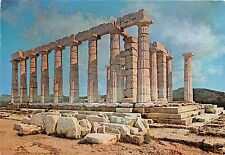 BG12249 cape sounion temple of poseidon neptune   greece