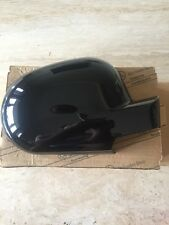 Mercedes 98-01 W163 ML320 ML430 Right Door Mirror Housing Black Gloss Genuine