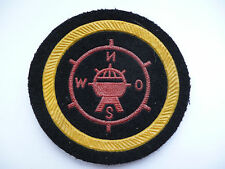 RUSSIAN NAVY TRADE PATCH