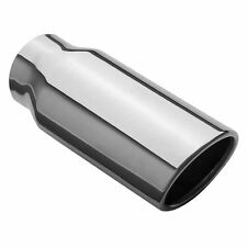 "Magnaflow Stainless Exhaust Tip 2.5 x 3.2""Dia. Polished Oval-35129"