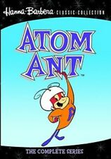 ATOM ANT: THE COMPLETE SERIES (3 disc animation)  Region Free DVD - Sealed