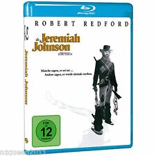 Jeremiah Johnson [Blu-ray] Robert Redford, Will Geer, Allyn * NEU & OVP * KULT