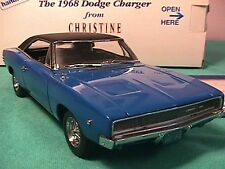 "Incredible Danbury Mint 1968 Dodge Charger ""Christine""  Diecast 1/24 Scale Model"