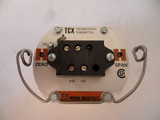 "TCX Thermocouple Transmitter ""Hockey Puck"" - TCX/E20-50MVFS/4-20MA/12-42DC [HP]"