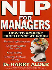 NLP For Managers: How to Achieve Excellence at Work,ACCEPTABLE Book