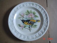 Palissy Royal Worcester Collectors Plate BALTIMORE ORIOLE - AMERICAN BIRD SERIES