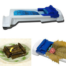 Yaprak Sarma Dolma Stuffed Grape Vine Leaves Spring Roller Rolling Machine LTM