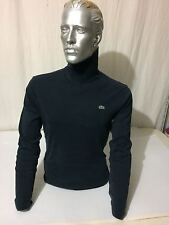 T-SHIRT LACOSTE SWEATSHIRT POLO SWEATER SHIRT UOMO MAN BLU BLUE TU-052