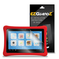 "2X EZguardz LCD Screen Protector Skin Shield HD 2X For FUHU Nabi 2S 7"" Tablet"