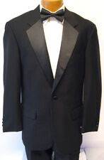 48R Black Butler Dracula Bond Tuxedo Jacket Halloween Costume Formal Tux Cheap