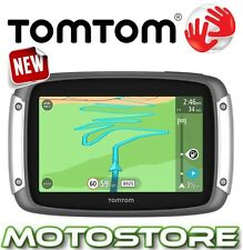 TOMTOM RIDER 410 GREAT RIDES EUROPE GPS MOTORCYCLE SAT NAV LIFETIME TRAFFIC MAPS