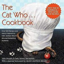 Stempinski, Sally Abney, Murphy, Julie The Cat Who...Cookbook (Updated) Very Goo