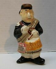 Liquor Drioli Figurine Decanter Bottle 1969 Italy British Drummer Vintage