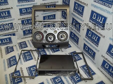Panel car radio navigation 1 and 2 Din FORD RANGER e MAZDA BT50 Silver 2007