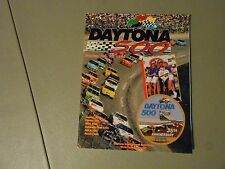 FEBRUARY 20,1994 NASCAR DAYTONA 500,RACE PROGRAM,35TH ANNIVERSARY RACE,JARRETT