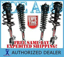 FCS Complete Loaded FRONT & REAR Struts & Coil Assembly fits 97-01 TOYOTA CAMRY