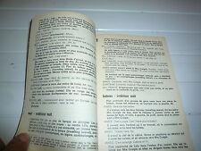 L'AVANT SCENE CINEMA N° 88 JANVIER 1969 LOLA MONTES LE CHEF D'OEUVRE DE M OPHUIS
