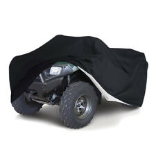 Universal ATV 4 Wheeler Cover Weatherproof  For Suzuki Yamaha Raptor Polaris