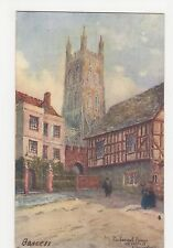Gloucester, Parliament House Art Postcard, A789