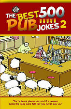 The 500 Best Pub Jokes 2, Southwell, David