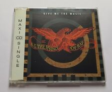 B.G. the Prince of Rap - Give me the music Maxi-CD MCD