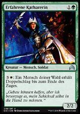 4 Veteran Cathar / Erfahrene Katharerin (mint, Schatten über Innistrad, deutsch)