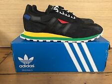MENS ADIDAS ORIGINALS PROTOTYPE FORMEL 1 TRAINERS IN CORE BLACK