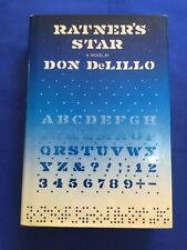 RATNER'S STAR - FIRST EDITION BY DON DELILLO