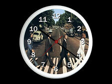The Beatles Wall Clock Can be Personalised