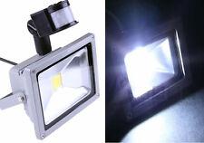 Faro LED + Sensore Movimento.Bianco freddo.20W.Esterno,Impermeabile IP65.Faretto