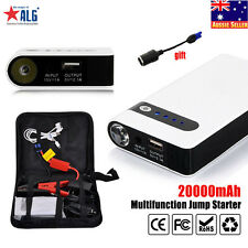 Minimax 20000mAh Portable Car Jump Starter Power Bank Vehicle Battery Charger